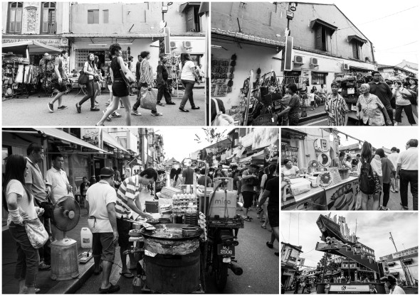jonker st b w collage
